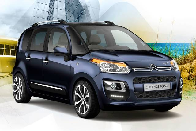 CITROEN PICASSO (or similar)