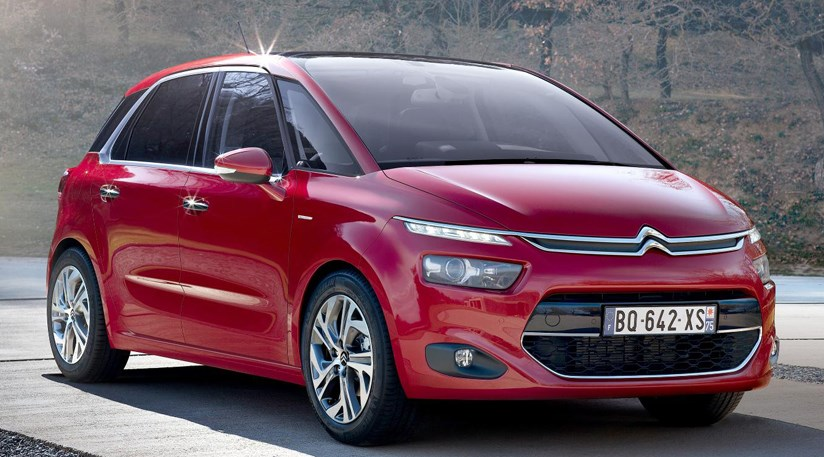 CITROEN C4 PICASSO (or similar)