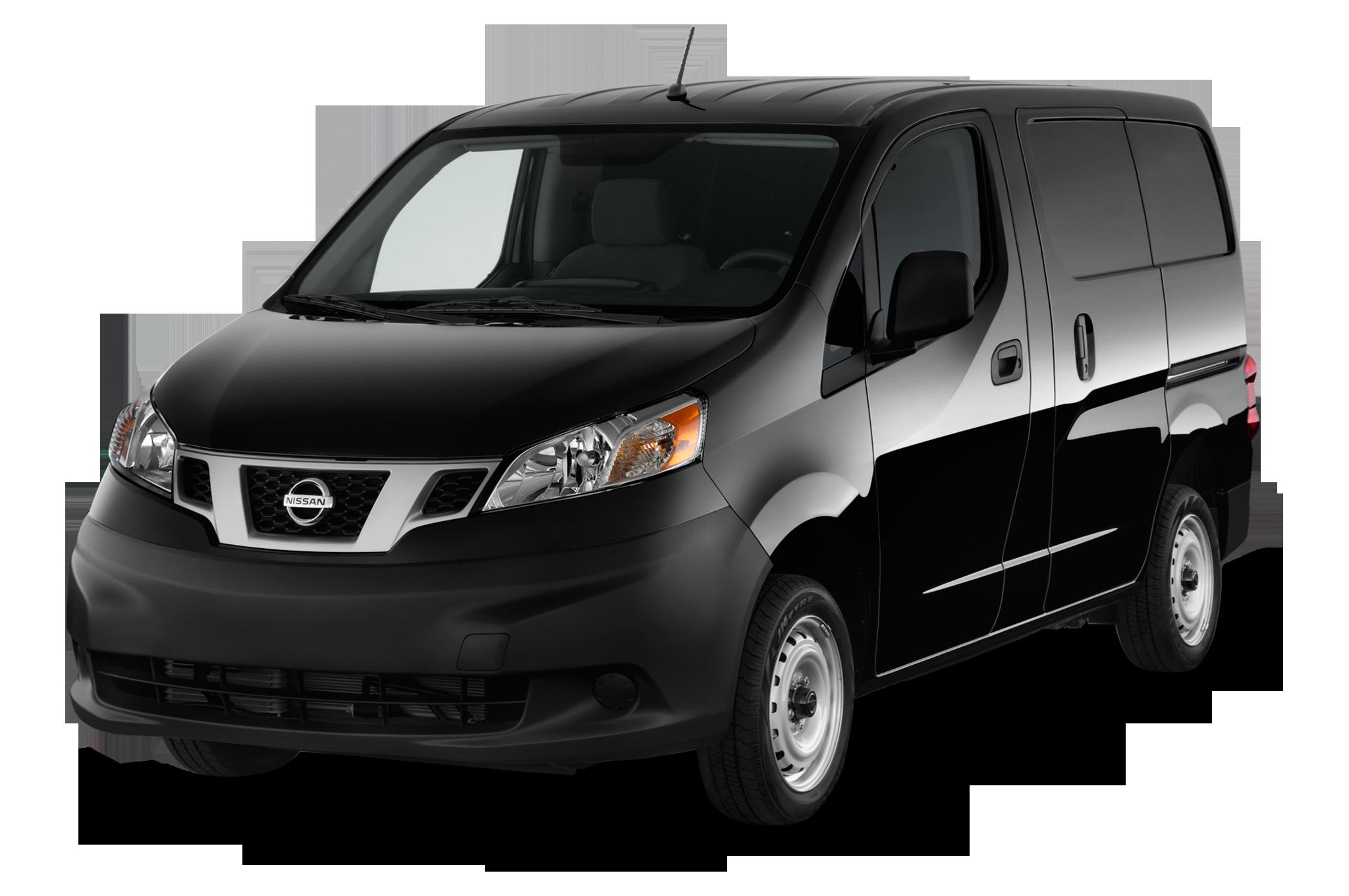 Nissan NV200 (or similar)