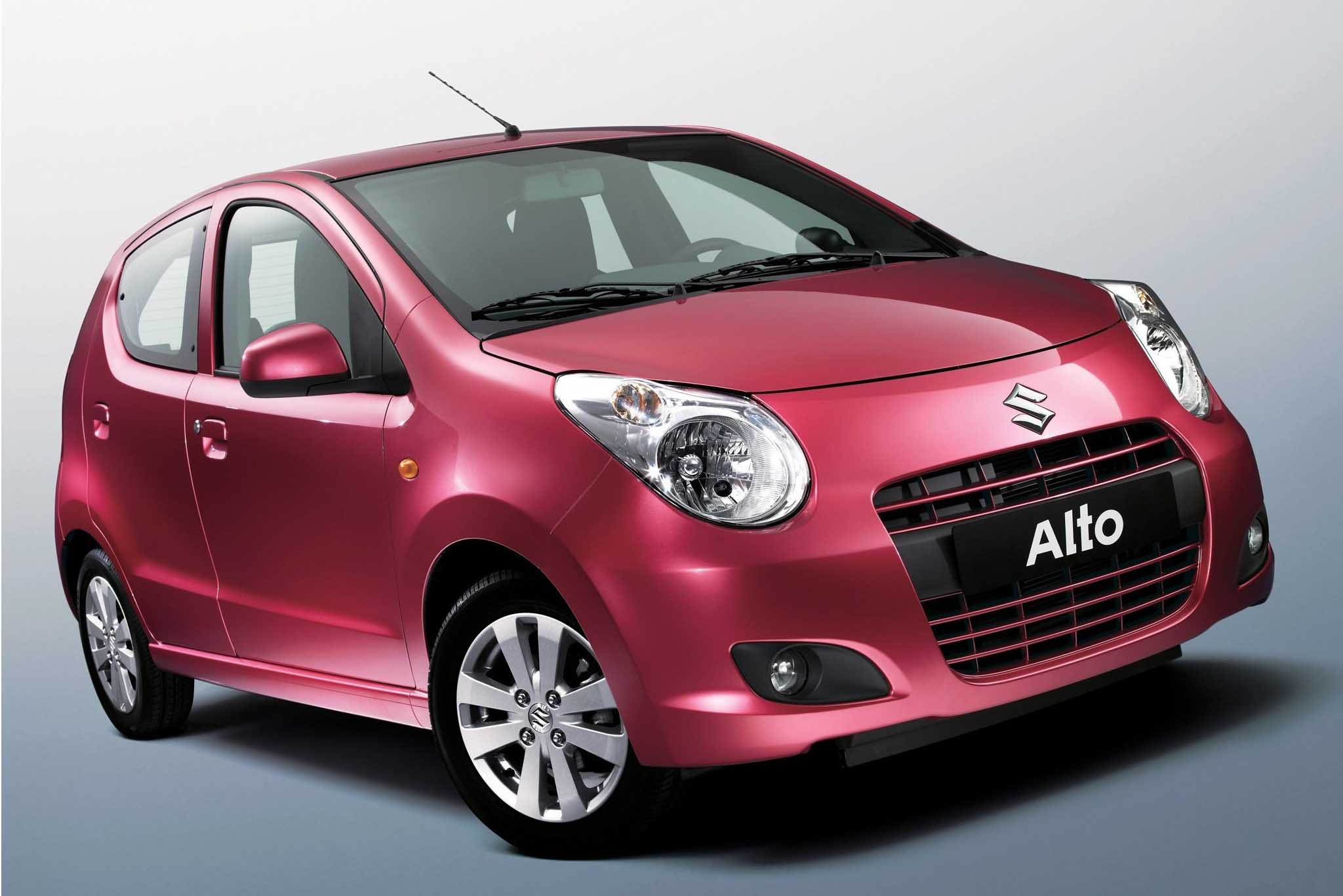 SUZUKI ALTO (or similar)